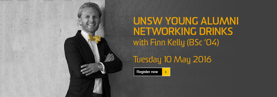 UNSW Young Alumni Networking Drinks