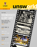 UNSWorld Cover issue 24