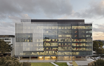 UNSW Materials Science and Engineering Building