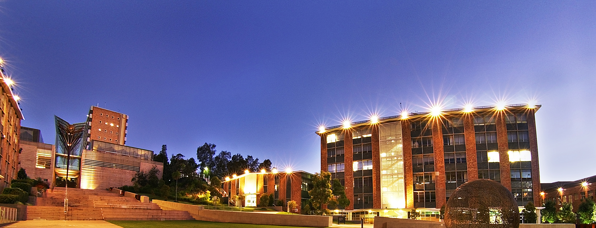 Scientia Building at UNSW